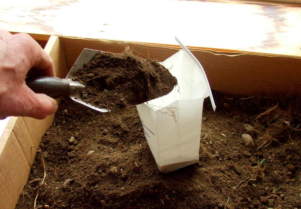 Back to school time for a soil test north carolina for Soil sampling
