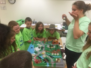Cover photo for 4-H TiLT Youth Volunteers Summer Teaching