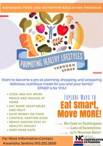 Eat Smart Move More poster