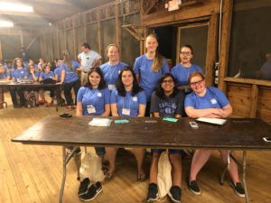 4-H Healthy Living youth volunteers image