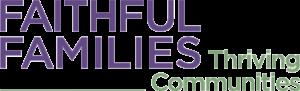 Faithful Families Thriving Communities logo
