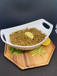 Cover photo for Try Lentils
